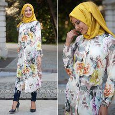 PUANE - TUNIC - 8953KH #hijab #naylavip #hijabi #hijabfashion #hijabstyle #hijabpress #muslimabaya #islamiccoat #scarf #fashion #turkishdress #clothing #eveningdresses #dailydresses #tunic #vest #skirt #hijabtrends