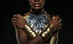 5 Photos Celebrating Every Black Woman as an African Queen