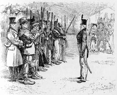 war of 1812 militia dress - Google Search