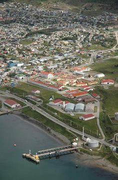 Ushuaia: Tierra del Fuego, la ciudad mas austral del mundo!!!