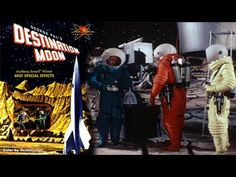 Destination Moon    - FULL MOVIE - Watch Free Full Movies Online: click and SUBSCRIBE Anton Pictures  FULL MOVIE LIST: www.YouTube.com/AntonPictures - George Anton -   First sci-fi film made in the U.S. that also atte...
