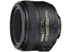 Amazon.es: Nikon AF-S 50mm F1.4 G - Objetivo para Nikon (distancia focal fija 50mm, apertura f/1.4) color negro - Electrónica