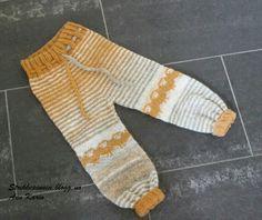 Ullbukse strikket i Kauni Crochet Baby, Knit Crochet, Knitting, Children, Young Children, Boys, Tricot, Breien, Kids