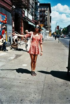 Alexa Chung's Summer Fashion Sneak Peek