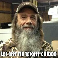Mountain Man from Portland, TN. I get to meet him Friday!
