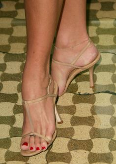 Celebrities Who Have Sexy Feet