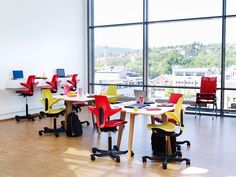 Håg Capisco - New office furniture for design lovers