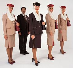 Uniform Update for Emirates Airline Cabin Crew Emirates Airline, Emirates Flights, Airline Flights, Emirates A380, Stewardess Costume, Emirates Cabin Crew, Airline Cabin Crew, Airline Uniforms, Best Airlines