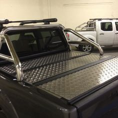 Working with Isuzu , Nissan, Ford Ranger, and Mitsubishi pickup trucks with Coverstep tonneau covers.