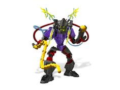LEGO® Hero Factory VOLTIX 6283 pieces) - Sparks will fly when you help the heroes stop the villainous VOLTIX from disrupting the Tansari VI power supply! Bionicle Toys, Bionicle Heroes, What Boys Like, Lego Clones, Lego Mechs, Hero Factory, Learning Toys, Lego Creations, Lego Ninjago