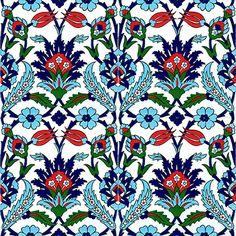 20x20 Cami Çinileri, 20x20 Duvar Karoları Painted Ceramic Plates, Ceramic Tile Art, Clay Tiles, Ceramic Design, Ceramic Painting, Turkish Art, Turkish Tiles, Islamic Patterns, Tile Patterns