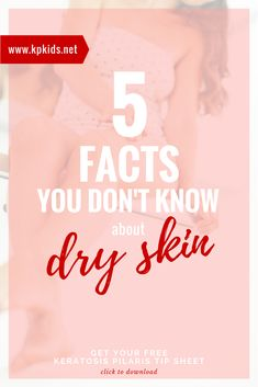 Dry skin is a pain. Literally, dry skin is a painful reaction to your body's lack of water. So why does your skin get unusually dry and how do you repair the damage that's been done? How do you keep your skin healthy and prevent it from itching and feeling tight? To maintain healthy skin,...