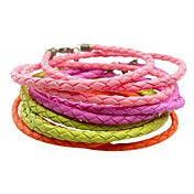BaoGuang®Candy Color Twist Three-layer Soft L... – USD $ 2.99