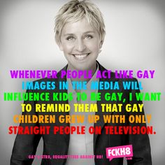 Ellen is my favorite