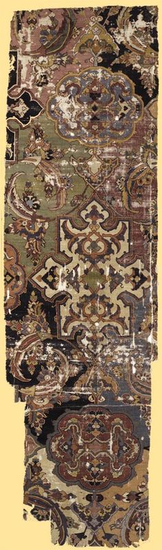 The Textile Museum: Pieces of a Puzzle: Classical Persian Carpet Fragments