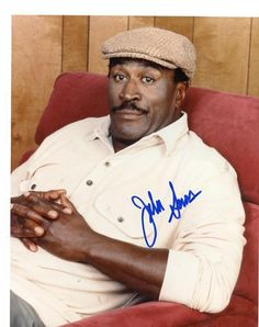 Black Actors, Black Celebrities, Hollywood Actor, Old Hollywood, Good Times Tv Show, John Amos, South University, Black King And Queen, Comedy Tv Shows