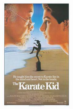 The Karate Kid 27x40 Movie Poster (1984)