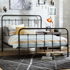Mercury Row Queen Folding Bed   AllModern