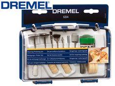 Dremel Cleaning Polishing Accessory Set