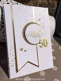 Der Hochzeitsmonat Mai...  Und wo geheiratet wird oder besser wurde, da darf nach 50 gemeinsamen Ehejahren auch Goldhochzeit gefeiert werden...