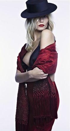 Natasha Poly, Russian Vogue, Patrick Demarchelier