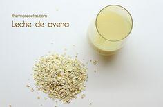 Leche de avena - http://www.thermorecetas.com/2014/03/28/leche-de-avena/