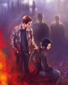 "148 Likes, 2 Comments - Derek Hale & Stiles Stilinski (@sterek_s_love) on Instagram: ""Credit to Syllirium on @deviantart #sterek #stereklove #sterekgay #sterekisreal #sterekiseternal…"""