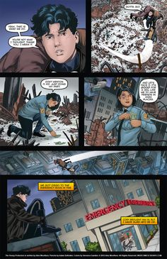 The Young Protectors: Engaging The Enemy Flyboy Bonus Comic—Page 38