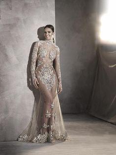 Todos los detalles del inolvidable vestido de Cristina Pedroche en las campanadas - Foto 1