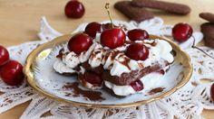 Il tiramisu yogurt e ciliegie è in realtà un finto tiramisù leggerissimo, senza zuccheri e senza grassi aggiunti. Fresco, veloce e super salutare.