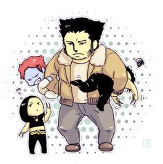 Wolverine Children: X-23, Raze and Daken