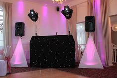 use white plastic tablecloths to wrap stands and add lights underneath Plastic Tablecloth, Tablecloths, Disco Party, Parties, Party Ideas, Lights, Products, Table Linens, Fiestas