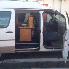 Van Conversion Hayward