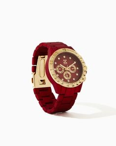 Time & Place Boyfriend Watch | Watches | charming charlie