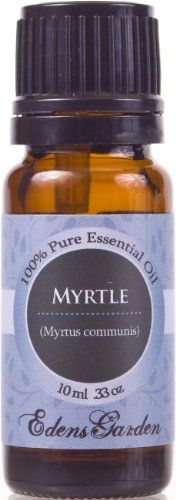 Myrtle 100% Pure Therapeutic Grade Essential Oil- 10 ml - Listing price: $14.75 Now: $7.95