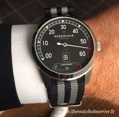 RESERVOIR Supercharged Sport au poignet - wristshot