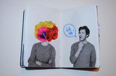 Sketchbook Self Promotion, Novels, Illustrations, Projects, Art, Craft Art, Illustration, Kunst, Gcse Art