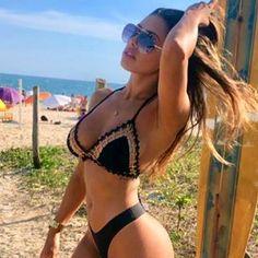 ⠀ ⠀⠀⠀⠀⠀⠀⠀⠀💎 ImpeRIO 🔆 (@imperiodocrocherj) • Photos et vidéos Instagram Motif Bikini Crochet, Bikinis, Swimwear, Instagram, Photos, Fashion, Bathing Suits, Moda, Swimsuits