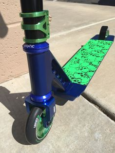 Cool Grip Tape www.krypticproscooters.com