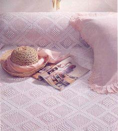 Пледы, покрывала - Adelia VH - Álbuns da web do Picasa