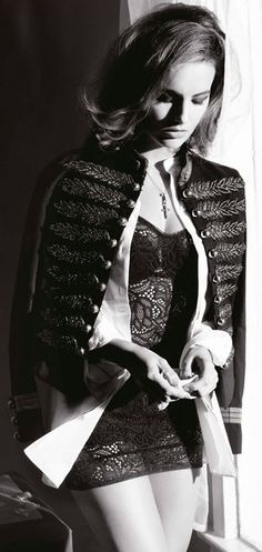 Camilla Belle for Harper's Bazaar Singapore April 2015 - Gucci