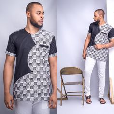 St. Morgan S/S 2015 Collection - M.A.N (CULTURED) - The Haute Syndicate African Shirts Designs, African Wear Styles For Men, African Shirts For Men, African Dresses For Kids, African Blouses, African Attire For Men, African Clothing For Men, Latest African Fashion Dresses, Nigerian Men Fashion