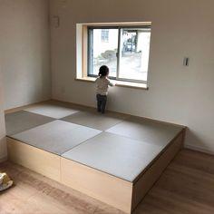 Overview/小上がり畳スペースのインテリア実例 - 2018-03-16 08:00:44 | RoomClip (ルームクリップ)