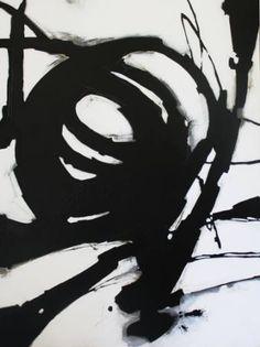 """Saatchi Art Artist Dorothee Winkler; Painting, """"By the Seams"""" #art"""
