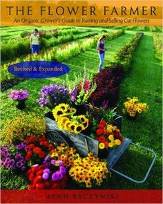 This is a great resource for anyone wanting to start their own organic cut-flower business.
