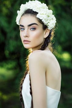 Interesting coming out of the UK for Bridal Headwear