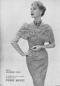 Jacques Fath, 1950s