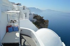 Andronis Boutique Hotel, Oia.