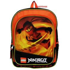 kids backpacks ninjago