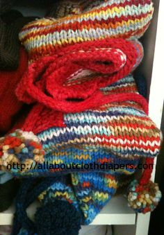 rundown of the best fibers for making wool pants for cloth diapering.